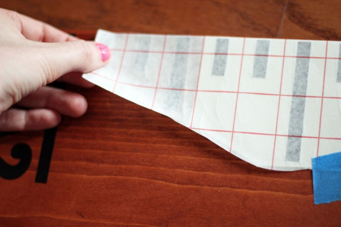 How to Make a Family Growth Chart Ruler (with Yearly Photos!)   Where The Smiles Have Been