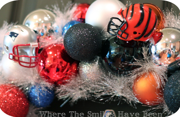 House Divided Ornament Wreath!