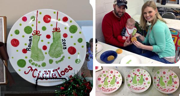 Christmas-Footprint-Plates