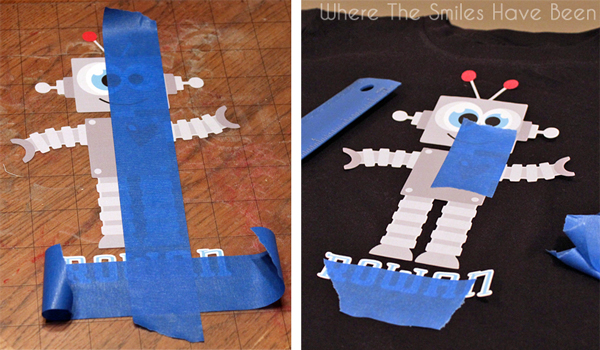 How to Use the Print and Cut Function with a Silhouette