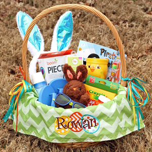 Over 100 easter basket ideas for toddlers negle Image collections