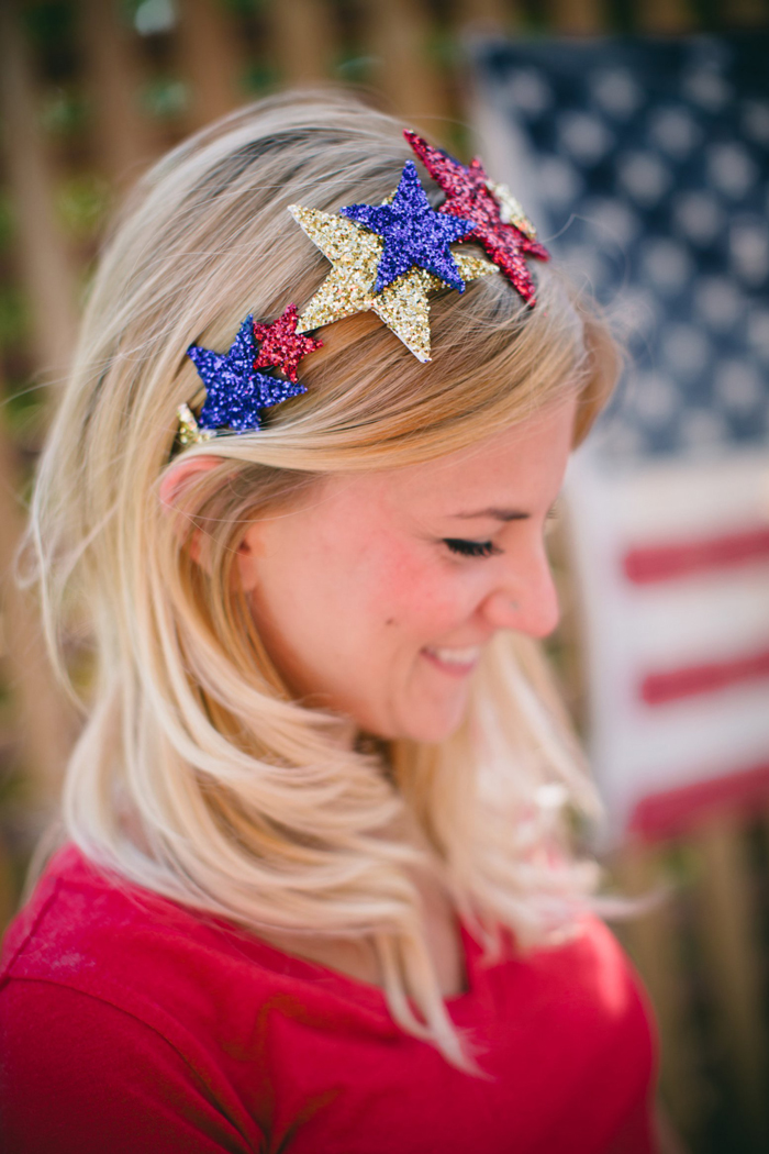20 Patriotic Craft and Decoration Ideas!   Where The Smiles Have Been