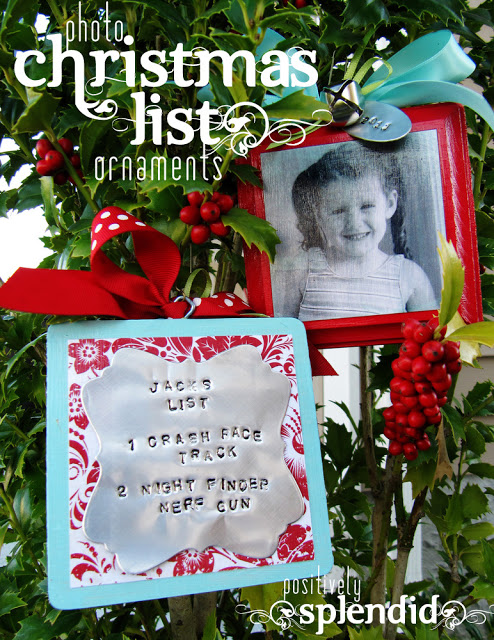 What a great way to preserve a Christmas memory! 21 Christmas Keepsakes for Kids! | Where The Smiles Have Been