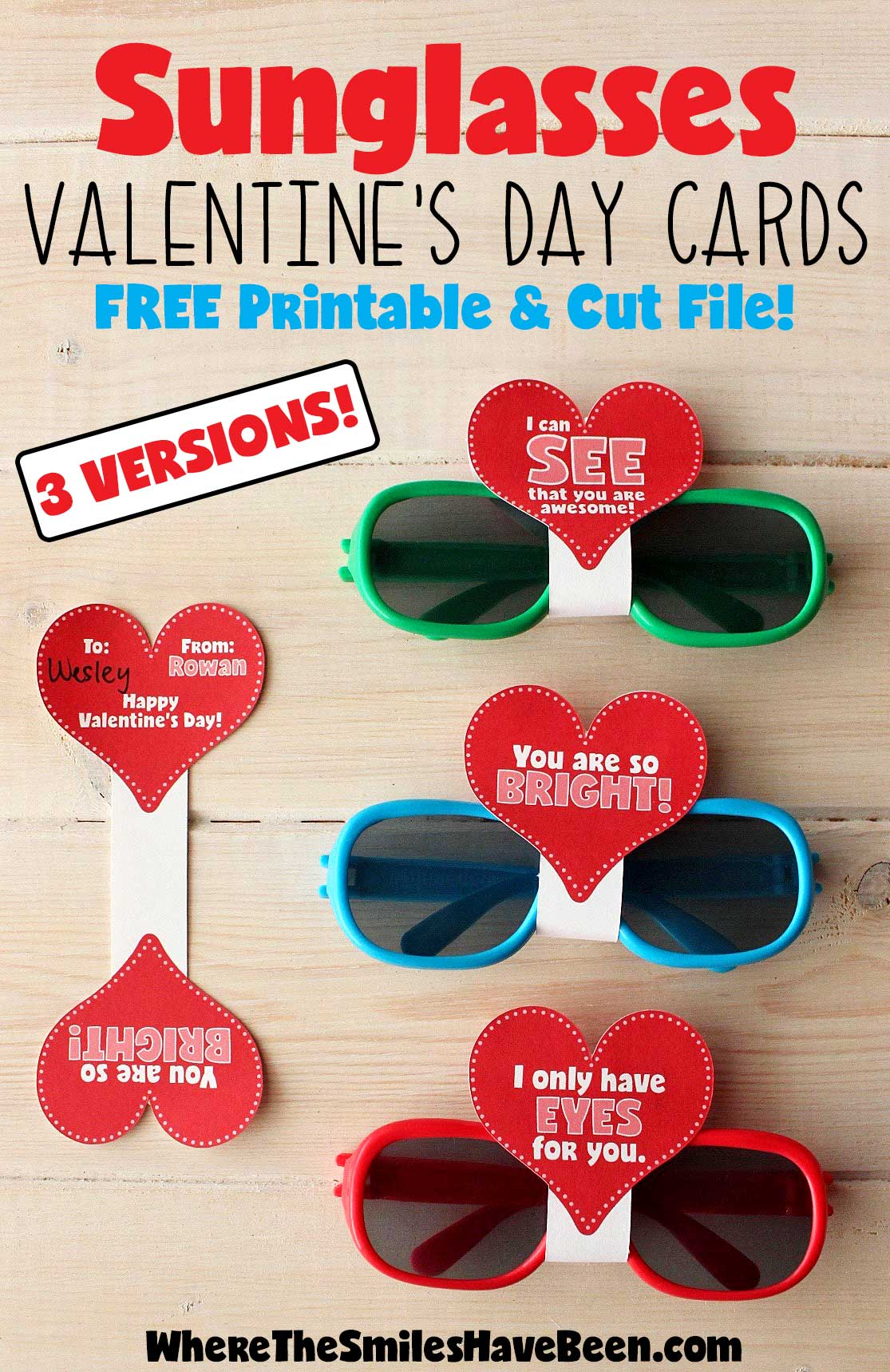 Valentines Gifts 2017: Sunglasses