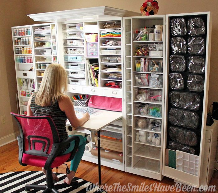 WorkBox 3.0 craft cabinet review.