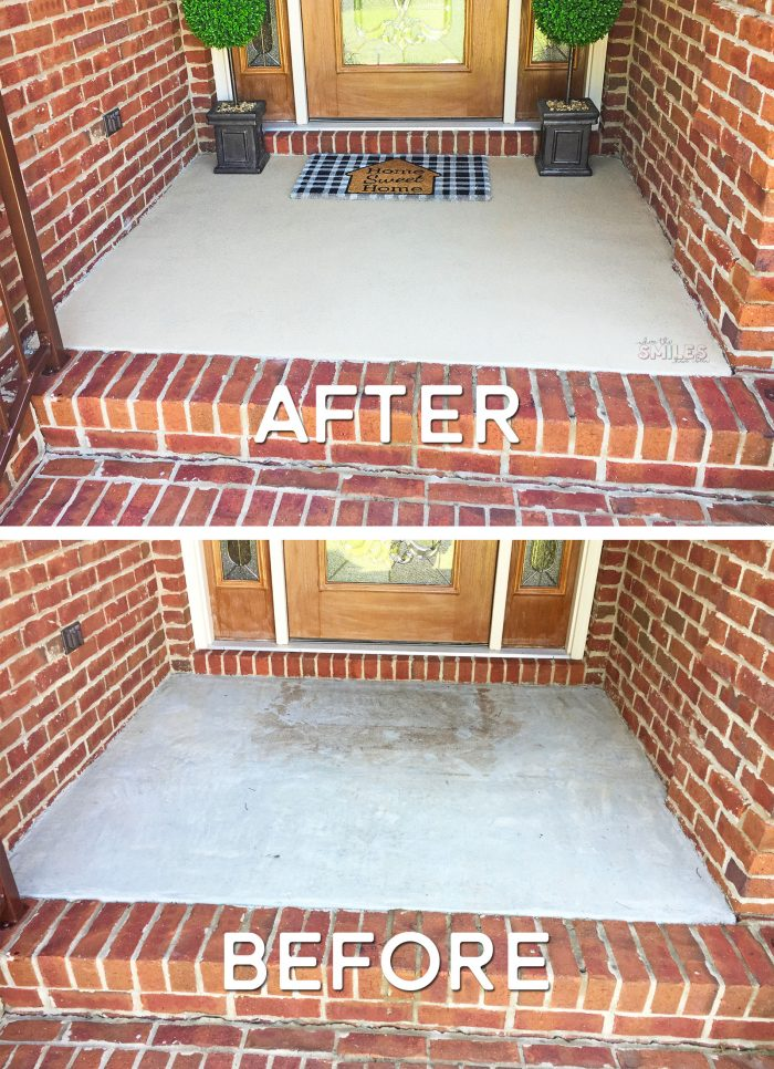 How to Repaint a Porch.