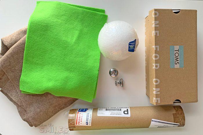 DIY Baby Yoda Valentine Card Box   Where The Smiles Have Been #ValentinesDay #ValentineCardBox #ValentineBox #ValentinesDayCard #DIYValentineBox #BabyYoda #Yoda #TheMandalorian #ThisIsTheWay #SchoolParty #ValentinesDayParty
